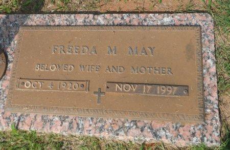 MAY, FREEDA MAE - Parker County, Texas | FREEDA MAE MAY - Texas Gravestone Photos