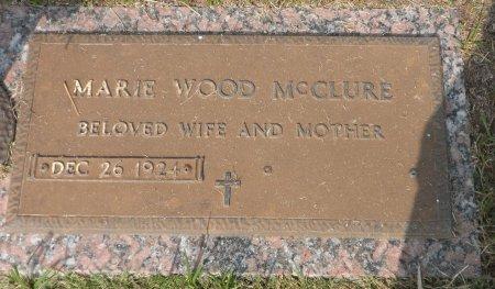 MCCLURE, ALMA MARIE - Parker County, Texas   ALMA MARIE MCCLURE - Texas Gravestone Photos
