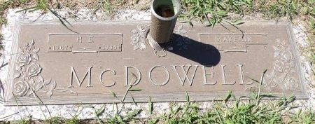 MCDOWELL, HANSFORD ELWOOD - Parker County, Texas | HANSFORD ELWOOD MCDOWELL - Texas Gravestone Photos