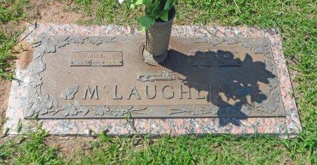 MELTON MCLAUGHLIN, ZELMA L. - Parker County, Texas | ZELMA L. MELTON MCLAUGHLIN - Texas Gravestone Photos
