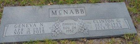 MCNABB, GENEVA N - Parker County, Texas   GENEVA N MCNABB - Texas Gravestone Photos