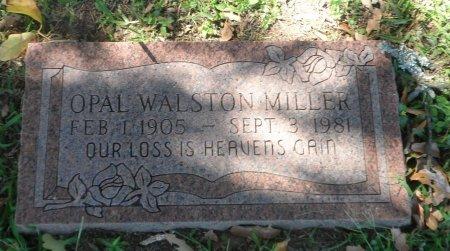 MILLER, OPAL IRENE - Parker County, Texas | OPAL IRENE MILLER - Texas Gravestone Photos