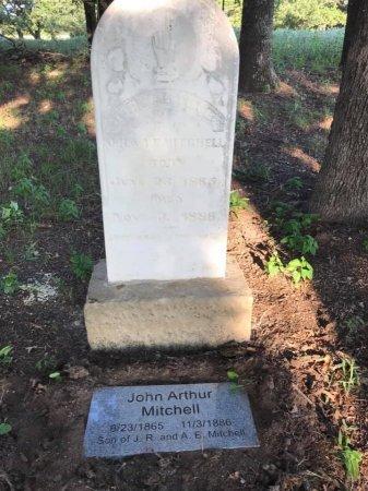 MITCHELL, JOHN ARTHUR - Parker County, Texas   JOHN ARTHUR MITCHELL - Texas Gravestone Photos
