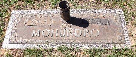 MOHUNDRO, GRACE LEE - Parker County, Texas | GRACE LEE MOHUNDRO - Texas Gravestone Photos