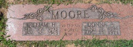 MILSAP MORRE, DONNA A. - Parker County, Texas | DONNA A. MILSAP MORRE - Texas Gravestone Photos