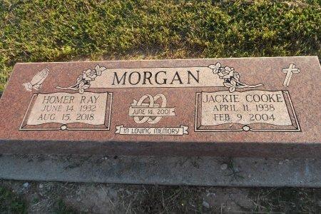 MORGAN, HOMER RAY - Parker County, Texas   HOMER RAY MORGAN - Texas Gravestone Photos