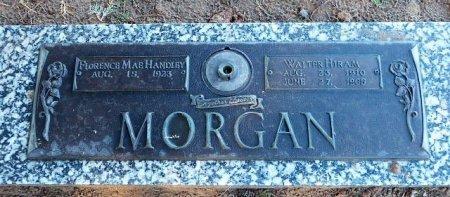 HANLEY MORGAN, FLORENCE MAE - Parker County, Texas   FLORENCE MAE HANLEY MORGAN - Texas Gravestone Photos