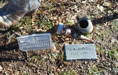 MORRIS, J B - Parker County, Texas   J B MORRIS - Texas Gravestone Photos