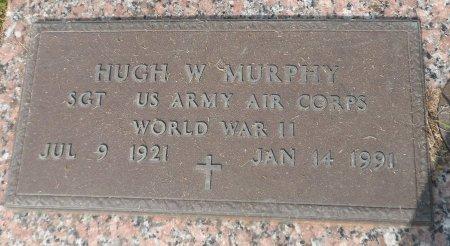 MURPHY (VETERAN  WWII), HUGH W. - Parker County, Texas | HUGH W. MURPHY (VETERAN  WWII) - Texas Gravestone Photos