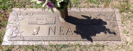 NEAL, JEWEL EDITH - Parker County, Texas | JEWEL EDITH NEAL - Texas Gravestone Photos