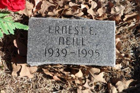 NEILL, ERNEST ELDREDGE - Parker County, Texas | ERNEST ELDREDGE NEILL - Texas Gravestone Photos