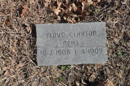 NEILL, FLOYD CLAYTON - Parker County, Texas   FLOYD CLAYTON NEILL - Texas Gravestone Photos