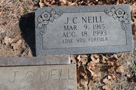 NEILL, JAMES CLIFFORD - Parker County, Texas | JAMES CLIFFORD NEILL - Texas Gravestone Photos