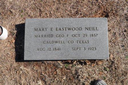 NEILL, MARY ELVINIE - Parker County, Texas   MARY ELVINIE NEILL - Texas Gravestone Photos