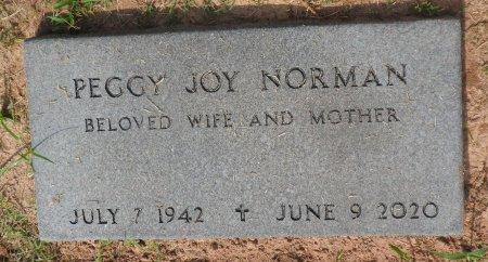 SHAFER NORMAN, PEGGY - Parker County, Texas | PEGGY SHAFER NORMAN - Texas Gravestone Photos