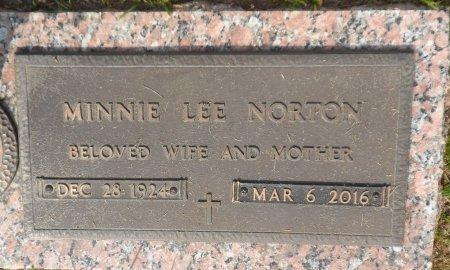 DOWDLE NORTON, MINNIE LEE - Parker County, Texas | MINNIE LEE DOWDLE NORTON - Texas Gravestone Photos