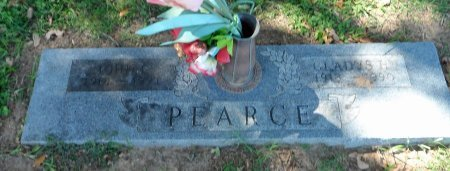 PEARCE, GLADYS VIOLA - Parker County, Texas | GLADYS VIOLA PEARCE - Texas Gravestone Photos