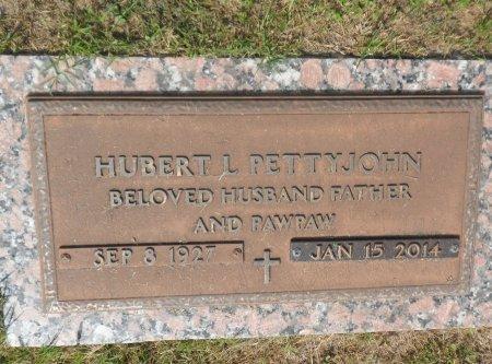 PETTYJOHN (VETERAN), HUBERT LEE - Parker County, Texas | HUBERT LEE PETTYJOHN (VETERAN) - Texas Gravestone Photos
