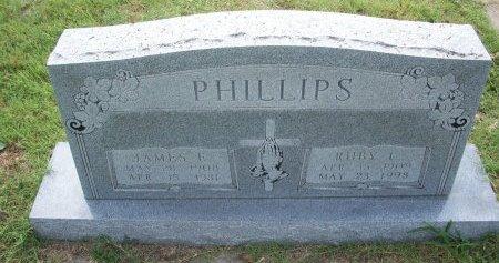 PHILLIPS, JAMES ELDRIDGE - Parker County, Texas | JAMES ELDRIDGE PHILLIPS - Texas Gravestone Photos
