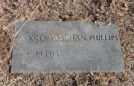 PHILLIPS, LAVETA - Parker County, Texas   LAVETA PHILLIPS - Texas Gravestone Photos