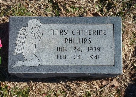PHILLIPS, MARY CATHERINE - Parker County, Texas   MARY CATHERINE PHILLIPS - Texas Gravestone Photos