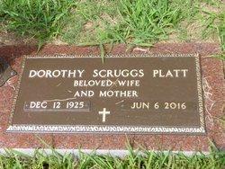 PLATT, DOROTHY FAY - Parker County, Texas | DOROTHY FAY PLATT - Texas Gravestone Photos
