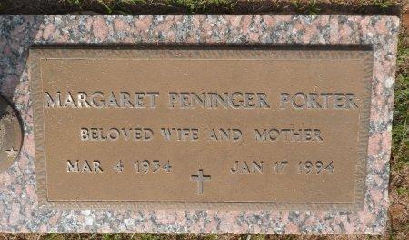 PORTER, MARGARET ANN - Parker County, Texas | MARGARET ANN PORTER - Texas Gravestone Photos