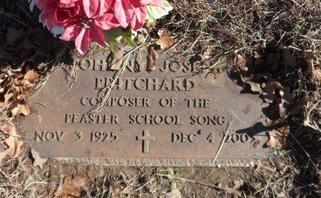 PRITCHARD, JOHNNY JOSEPH - Parker County, Texas | JOHNNY JOSEPH PRITCHARD - Texas Gravestone Photos