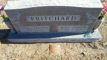 PRITCHARD, CORNELIA - Parker County, Texas | CORNELIA PRITCHARD - Texas Gravestone Photos