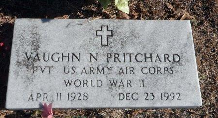PRITCHARD (VETERAN WWII), VAUGHN NOLAN - Parker County, Texas | VAUGHN NOLAN PRITCHARD (VETERAN WWII) - Texas Gravestone Photos