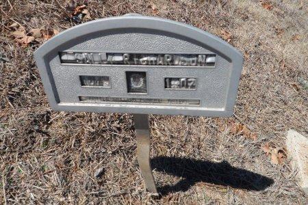 RICHARDSON, SALLY - Parker County, Texas | SALLY RICHARDSON - Texas Gravestone Photos