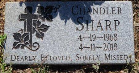 SHARP, CHANDLER - Parker County, Texas | CHANDLER SHARP - Texas Gravestone Photos