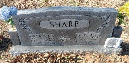 HARGROVE SHARP, SHIRLEY A. - Parker County, Texas | SHIRLEY A. HARGROVE SHARP - Texas Gravestone Photos