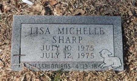 SHARP, LISA MICHELLE - Parker County, Texas   LISA MICHELLE SHARP - Texas Gravestone Photos