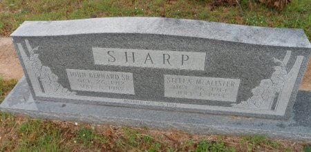 SHARP, STELLA MARIE - Parker County, Texas   STELLA MARIE SHARP - Texas Gravestone Photos