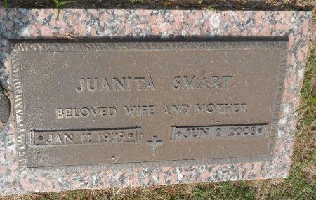 ERWIN SMART, JUANITA - Parker County, Texas | JUANITA ERWIN SMART - Texas Gravestone Photos