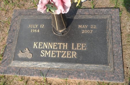 SMETZER, KENNETH LEE - Parker County, Texas | KENNETH LEE SMETZER - Texas Gravestone Photos