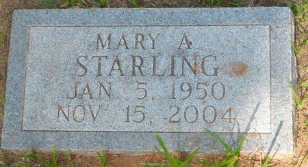STARLING, MARY ANGELA - Parker County, Texas | MARY ANGELA STARLING - Texas Gravestone Photos
