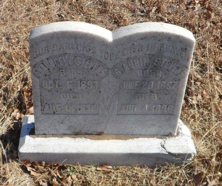 STEVENS, CHAUNCEY C - Parker County, Texas | CHAUNCEY C STEVENS - Texas Gravestone Photos