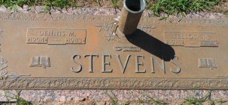 STEVENS, DENNIS MARION - Parker County, Texas | DENNIS MARION STEVENS - Texas Gravestone Photos