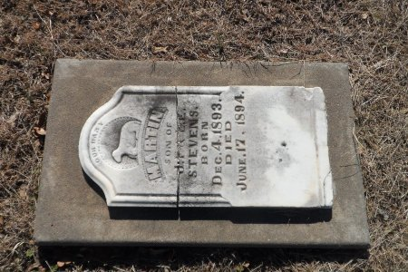 STEVENS, MARTIN - Parker County, Texas | MARTIN STEVENS - Texas Gravestone Photos