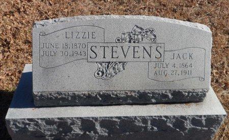 STEVENS, SOLOMON JACKSON - Parker County, Texas | SOLOMON JACKSON STEVENS - Texas Gravestone Photos