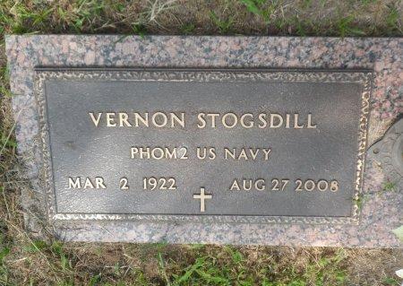 STOGSDILL (VETERAN), VERNON - Parker County, Texas   VERNON STOGSDILL (VETERAN) - Texas Gravestone Photos