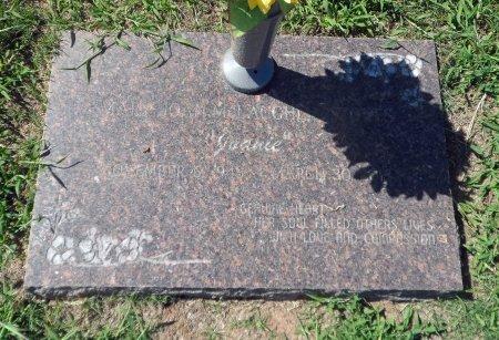 MCLAUGHLIN STOKES, MARY JOAN - Parker County, Texas   MARY JOAN MCLAUGHLIN STOKES - Texas Gravestone Photos