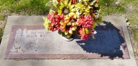 STOVALL, JASON MATTHEW - Parker County, Texas   JASON MATTHEW STOVALL - Texas Gravestone Photos