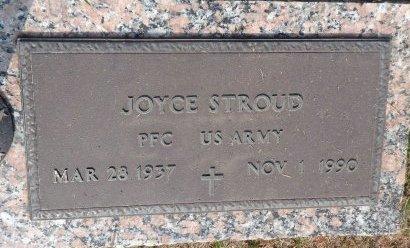 HUNN STROUD, JOYCE - Parker County, Texas | JOYCE HUNN STROUD - Texas Gravestone Photos