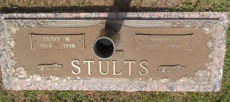 STULTS, DORIS JANET - Parker County, Texas | DORIS JANET STULTS - Texas Gravestone Photos