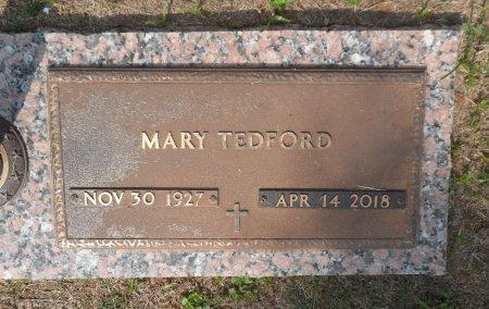 KELM TEDFORD, MARY - Parker County, Texas | MARY KELM TEDFORD - Texas Gravestone Photos