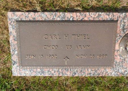 THIEL (VETERAN 2WARS), CARL HENRY - Parker County, Texas   CARL HENRY THIEL (VETERAN 2WARS) - Texas Gravestone Photos