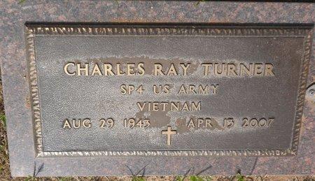 TURNER (VETERAN VIET), CHARLES RAY - Parker County, Texas   CHARLES RAY TURNER (VETERAN VIET) - Texas Gravestone Photos